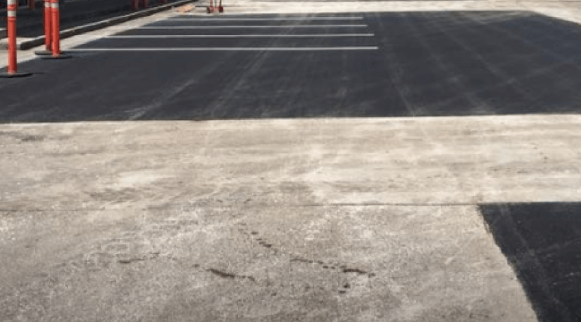 Parking Lot Repair Fairfax VA 2