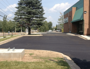 Parking Lot Repair Fairfax VA